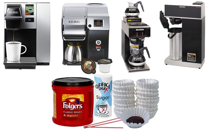 Firmins Free Cofeemaker with Lease Program