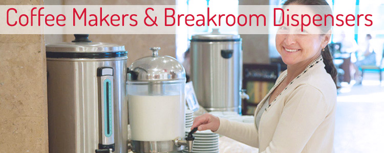 Free Coffee-Makers-and-BreakRoom-Dispensers from Firmins