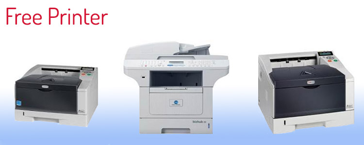 free printer from Firmins Office City with Lease purhcase of supplies