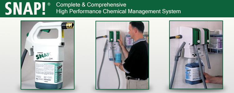 Snap High Performance Chemical Management System from Firmin's Office City